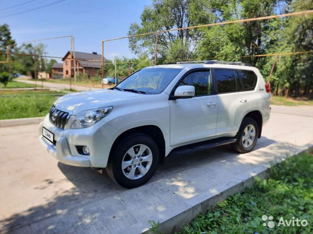 Toyota Land Cruiser Prado, 2012  89034175732 купить 8