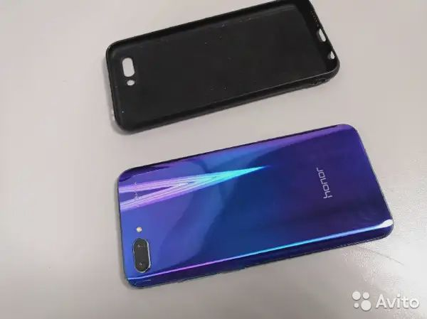 Телефон Huawei Honor 10 4/128 gb  89889135450 купить 1