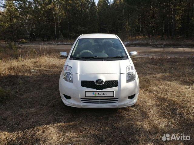 Toyota Vitz, 2005  89644620955 купить 7