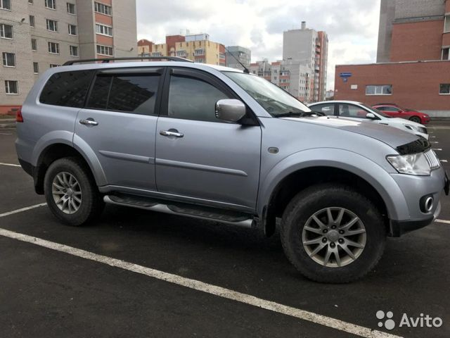 Mitsubishi Pajero Sport, 2010  89115200712 купить 2