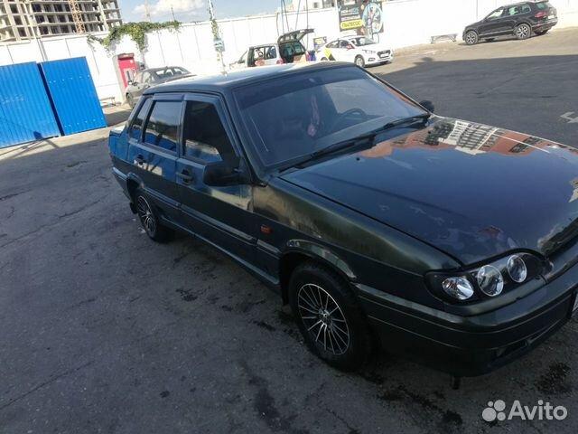 ВАЗ 2115 Samara, 2006  89011466547 купить 7