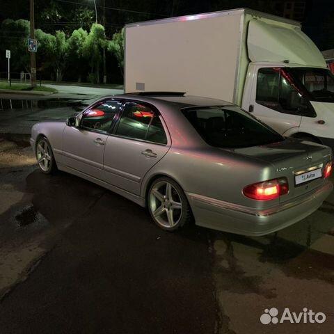Mercedes-Benz E-класс, 2001  89062928988 купить 5