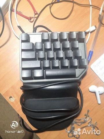 Клавиатура мобильная K27 gaming keyboard