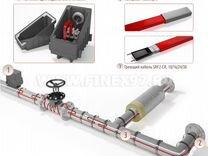 Греещий кабель SRM50-2CT.производство корея бухта