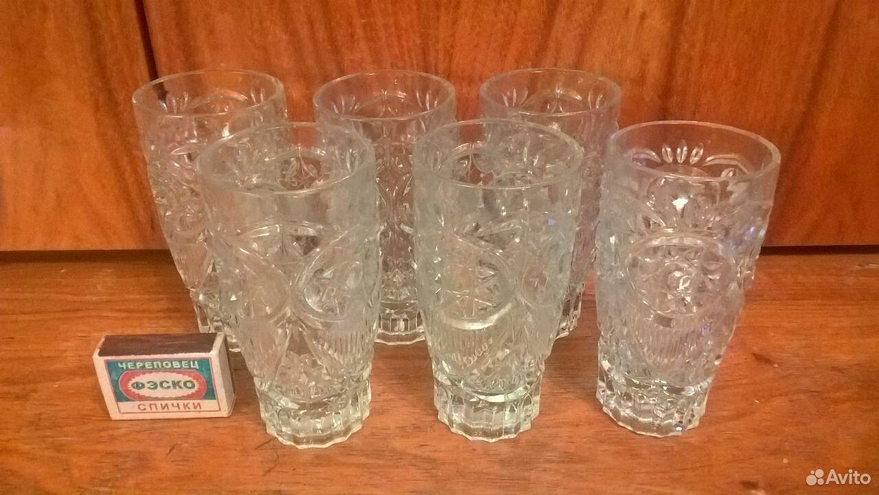 Набор бокалов. 6 шт  89030131984 купить 1