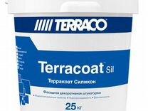 Террако Terracoat D'ecor Silicone (25кг). Штукатур — Ремонт и строительство в Москве