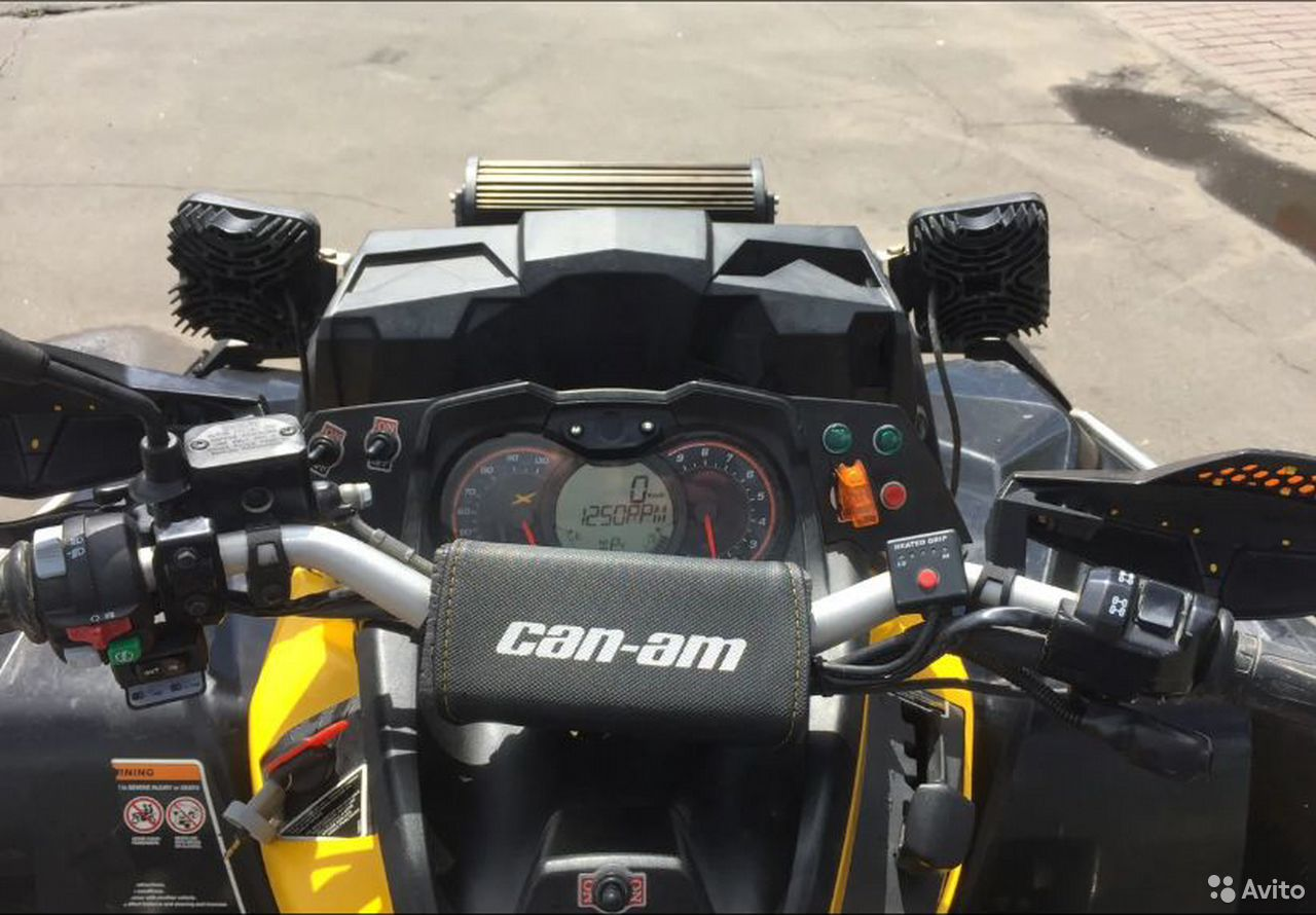 BRP Can-Am Outlander 1000  89910454415 купить 5