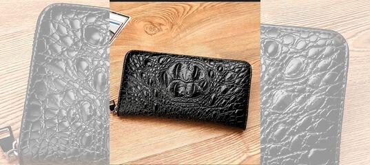 0cb203aca308 Клатч (кошелек) Feidikabolo 3D Крокодил