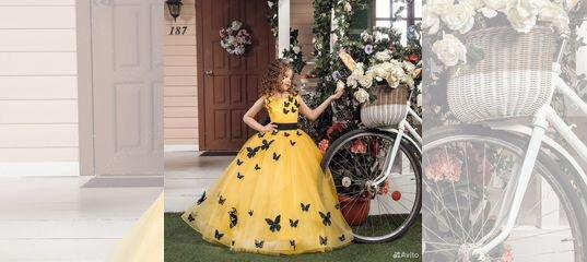 1973ae6c94a4c63 Нарядные платья детские праздничные, бальные купить в Москве на Avito —  Объявления на сайте Авито