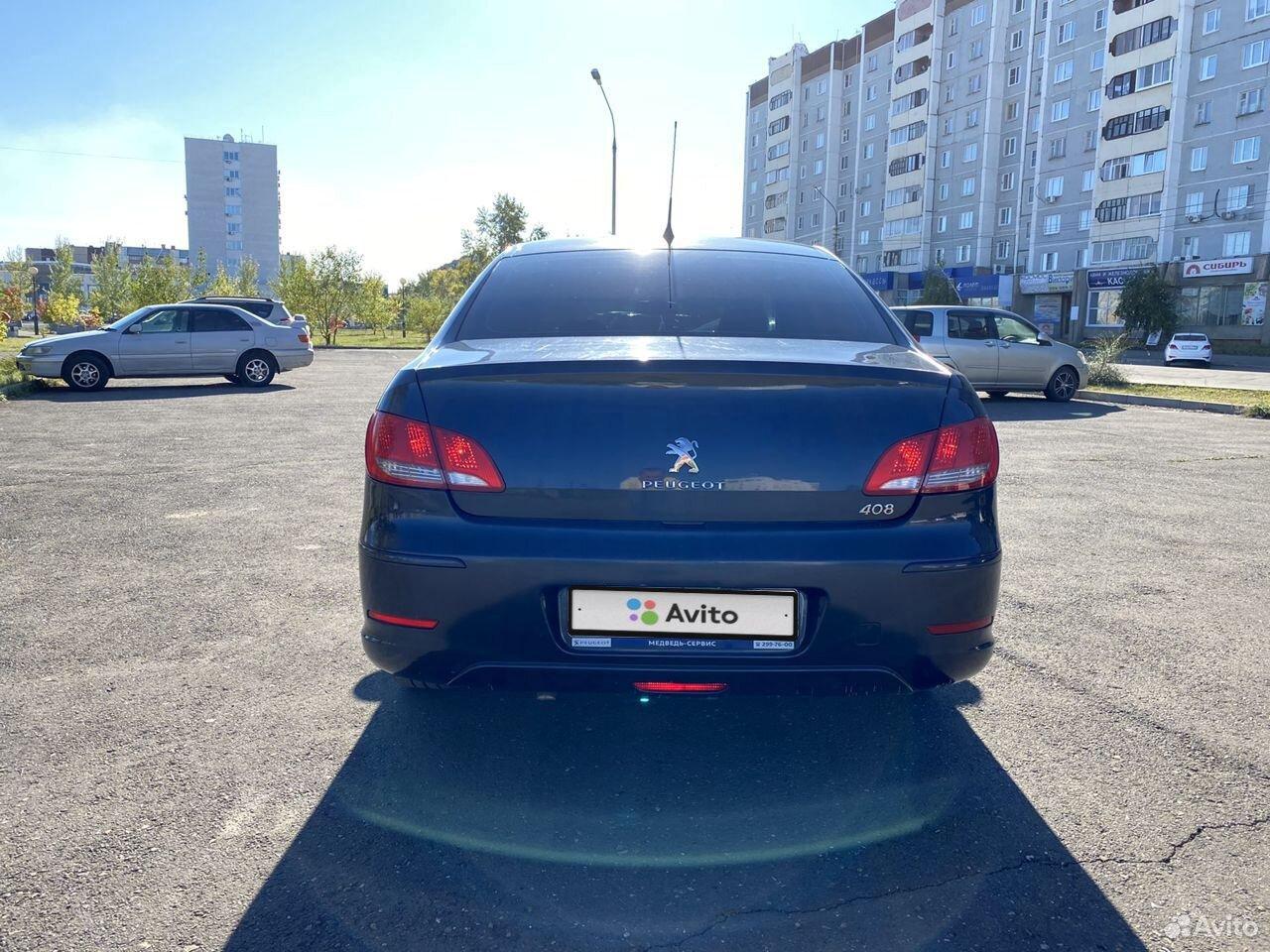 Peugeot 408, 2012  89246322243 купить 6