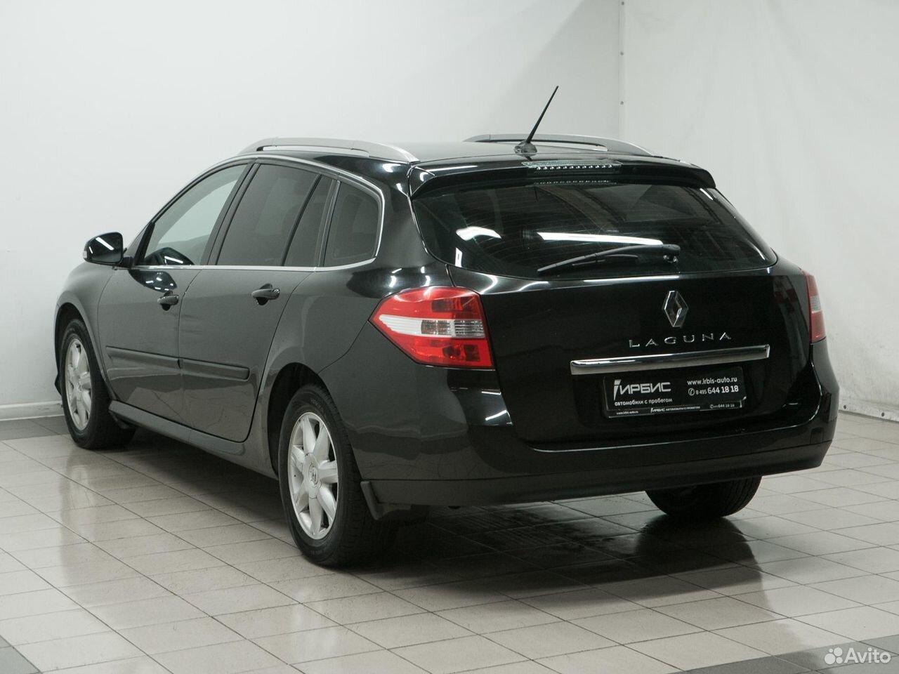 Renault Laguna, 2008  84959970942 купить 10
