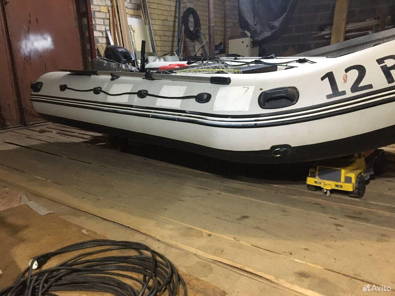 Пвх лодка Ривьера 3600ск  89613360170 купить 4