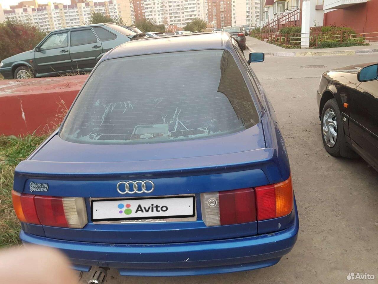 Audi 80, 1990  89038742414 купить 1