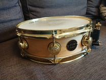 "DW Craviotto maple 13"" / 4"""
