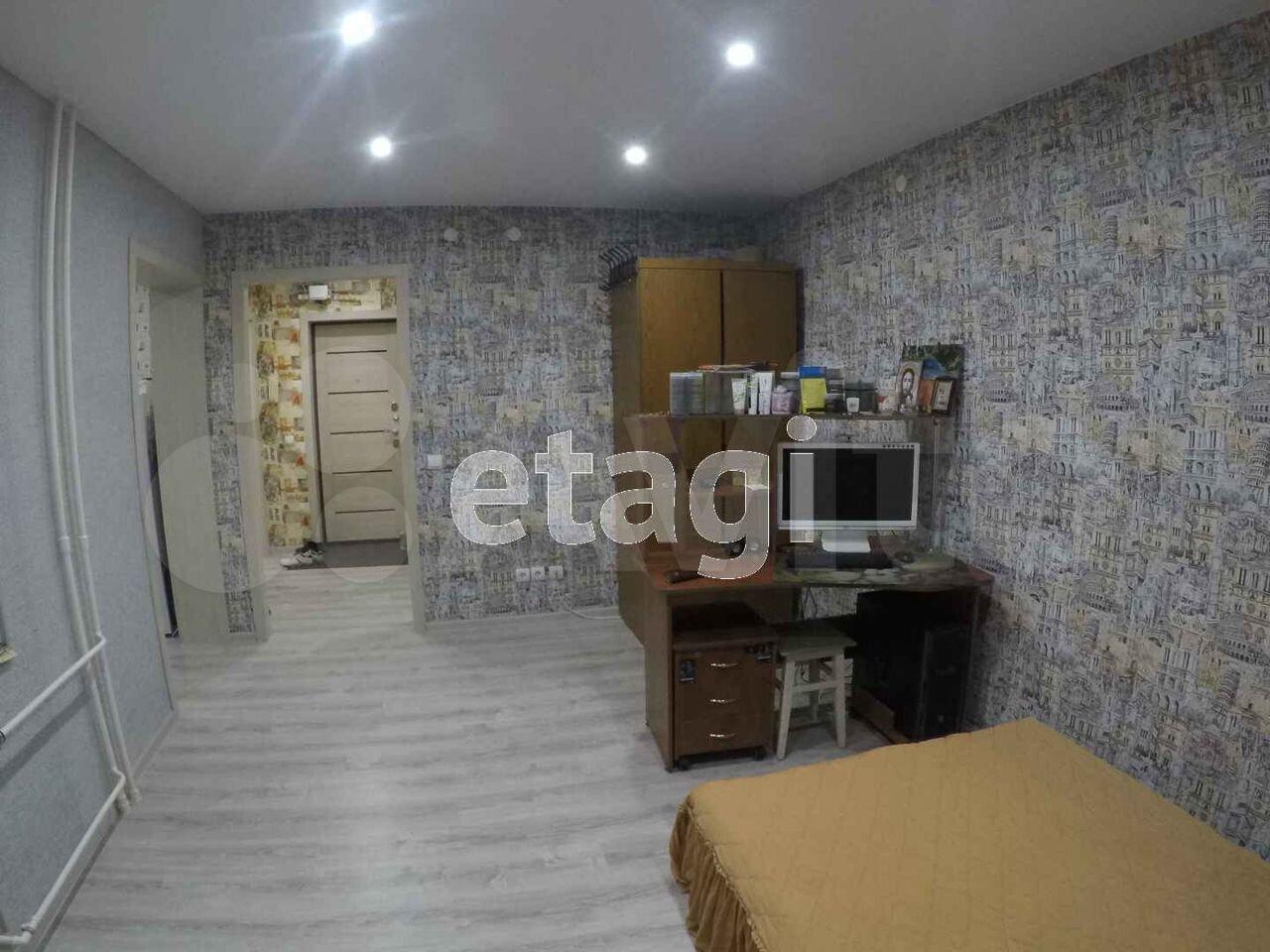 1-к квартира, 29.5 м², 2/10 эт.  89512020591 купить 4