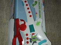 Детская гитара новая