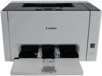 Лазерный цветной принтер Canon i-sensys LBP7010C