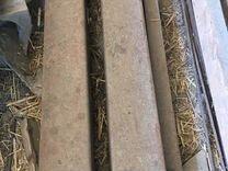 Листы металлические, трубы