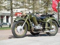 Мотоцикл Днепр