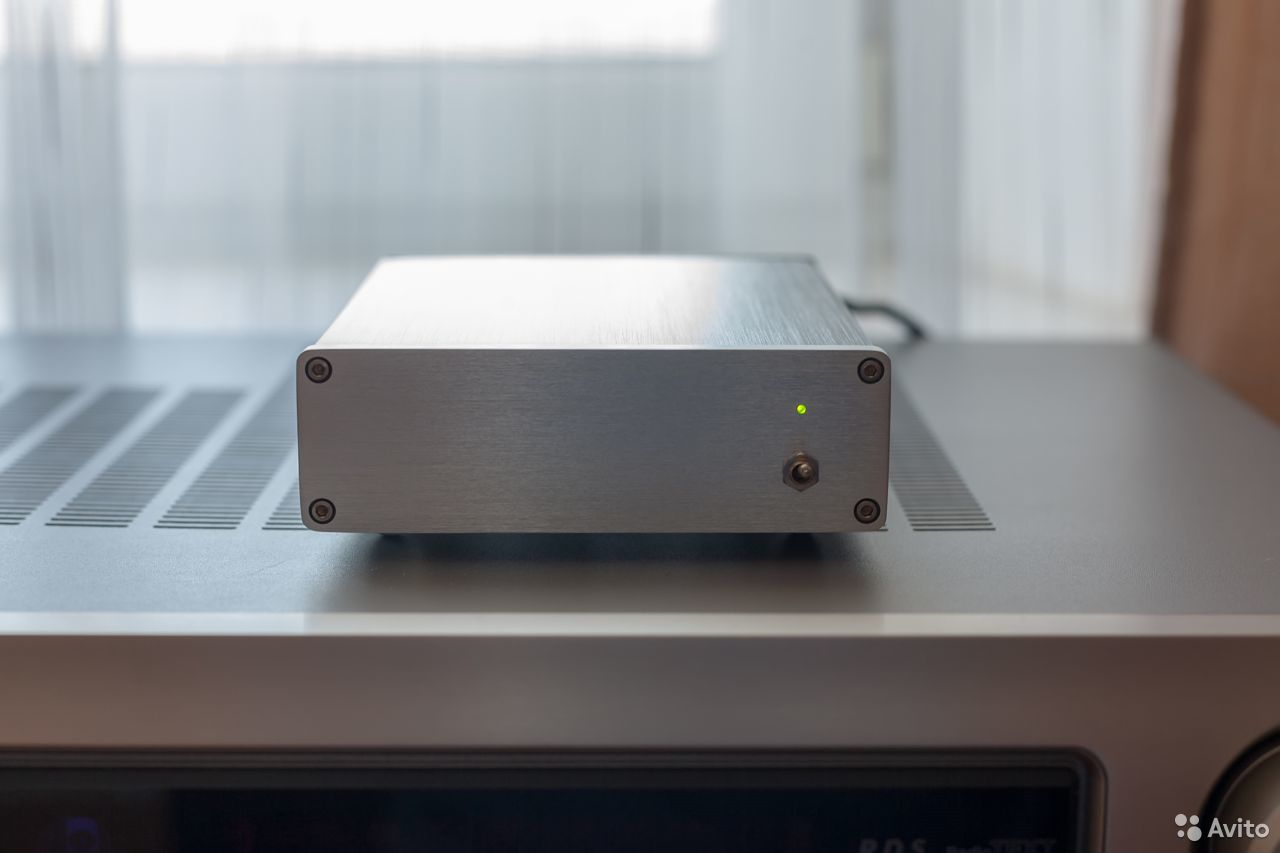 Сетевой аудиоплеер Volumio RPi 3B+  89381232122 купить 1