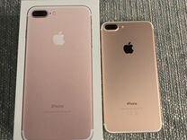 Продам iPhone 7plus 128Gb Rose Gold — Телефоны в Екатеринбурге