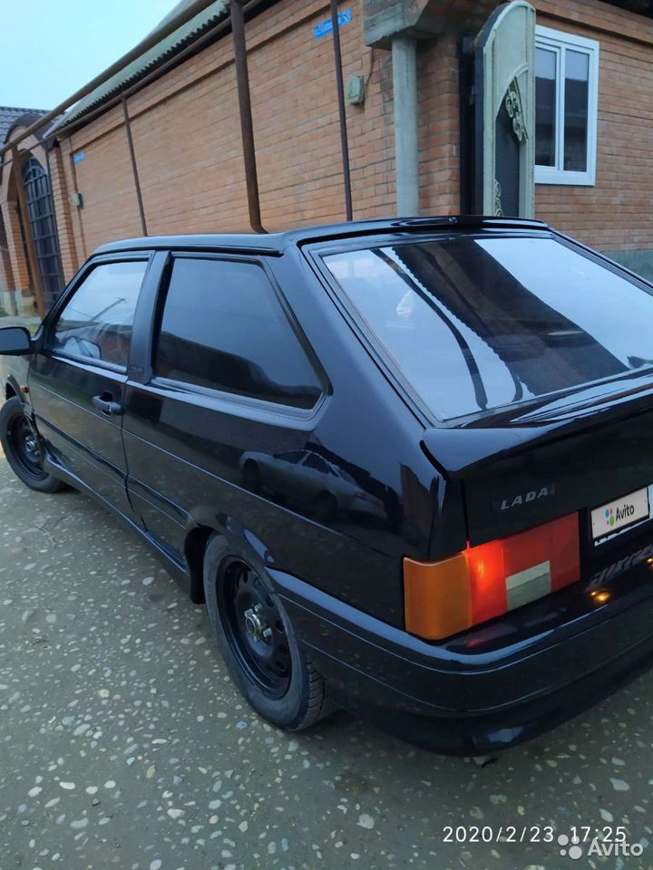 ВАЗ 2113 Samara, 2011  89635855934 купить 7