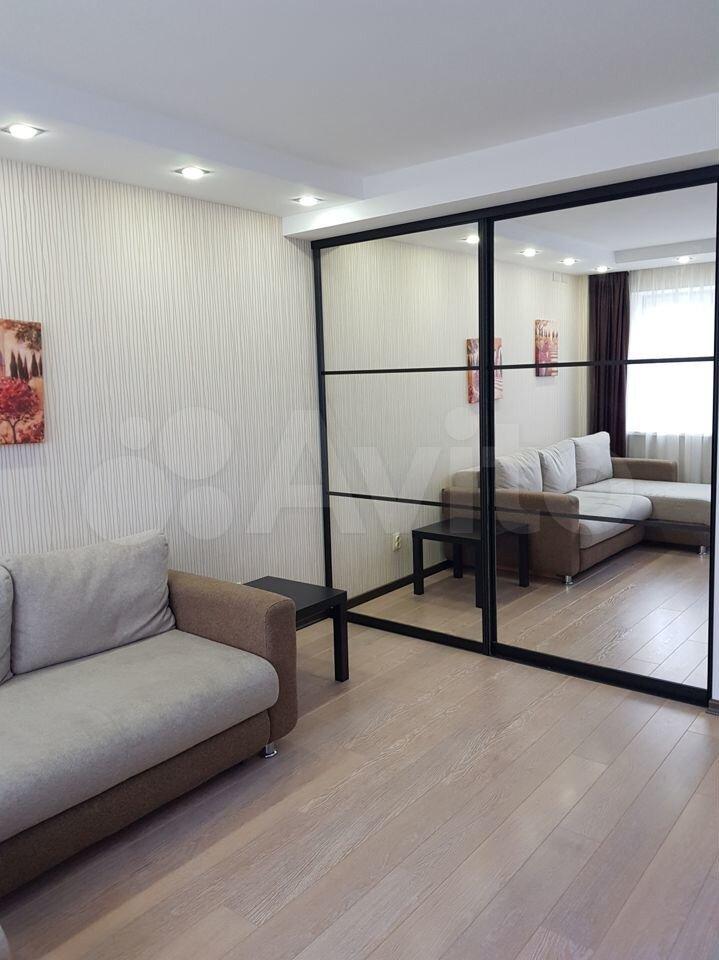 1 rum och kök, 45 m2, 14/16 FL.