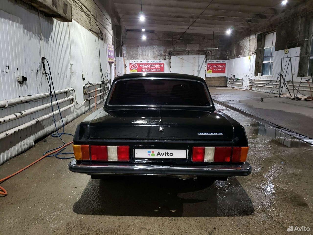 ГАЗ 3102 Волга, 1983 89020007276 купить 6