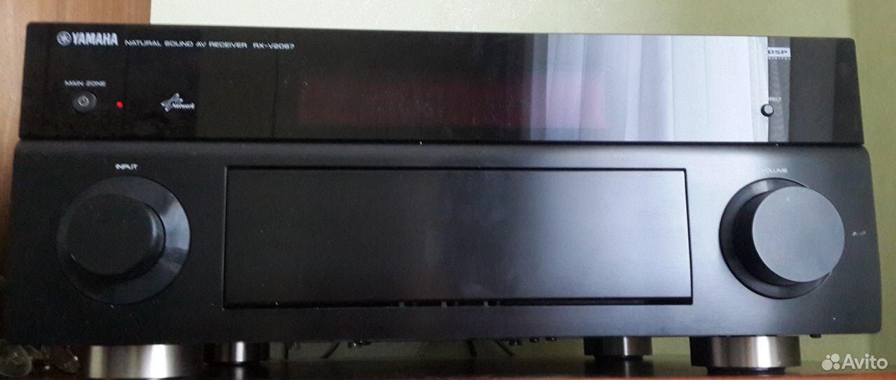 Yamaha RX-V2067  89626776165 купить 2