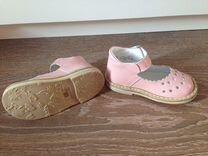 Босоножки сандалии детские новые 22 размер