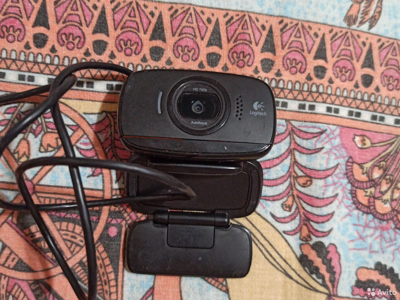Веб-камера Logitech 615  89621946772 купить 2