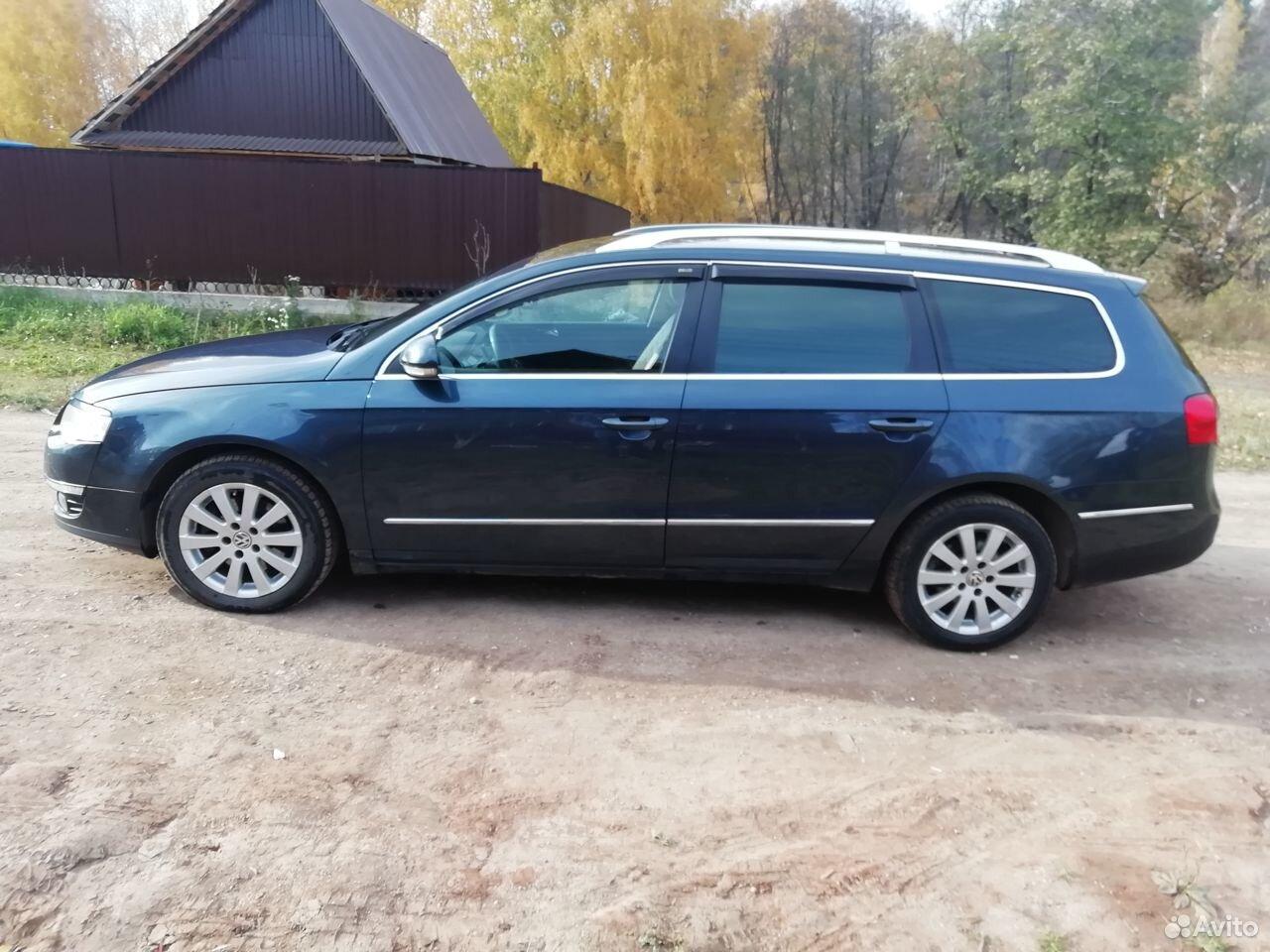 Volkswagen Passat, 2007  89659204541 купить 5