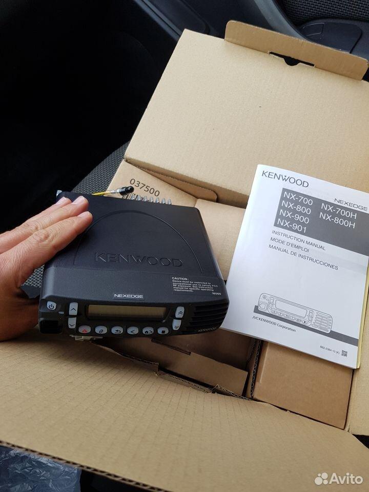 Мобильная радиостанция Kenwood nexedge NX800  89194728971 купить 2