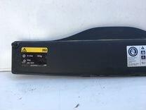 Накладка замка капота Skoda Octavia A7 2013
