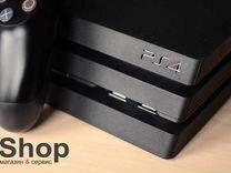 Sony PS4 Pro новые