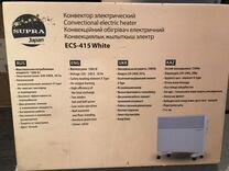 Конвектор электрический Supra ecs-415