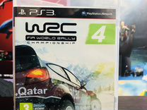 WRS Fia World Rally Championship 4 PS3