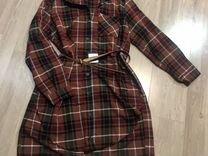 Платье-рубашка Италия, М/L