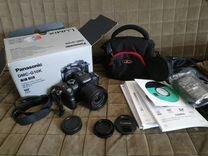 Фотоаппарат Panasonic DMC-G10K