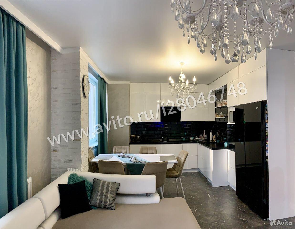 2-к квартира, 62 м², 4/8 эт.  89114609856 купить 1