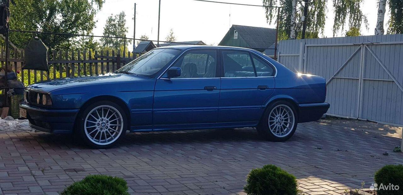 BMW 5 серия, 1989  89587925571 купить 1