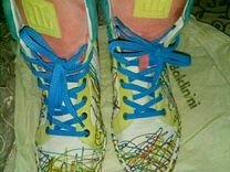 Loriblu сникерсы кеды ботинки Италия 38