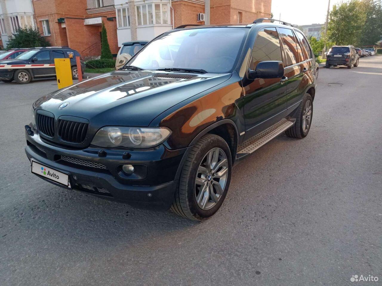 BMW X5, 2004  89095764548 купить 1
