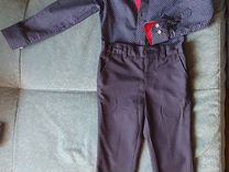 Брюки+рубашка — Детская одежда и обувь в Геленджике