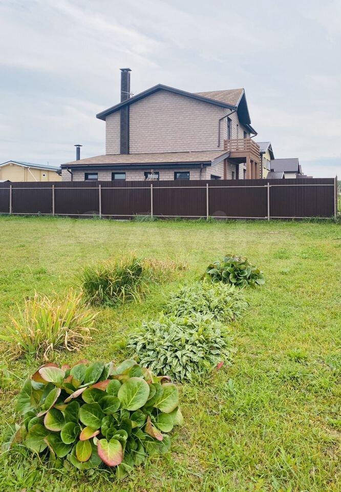 Дом 190 м² на участке 13 сот.  89587495091 купить 2