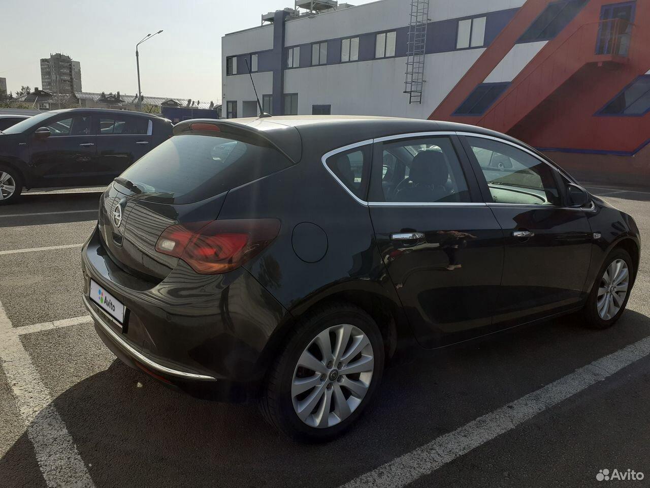Opel Astra, 2013  89038778591 купить 3