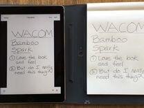 Графический планшет Bamboo Spark