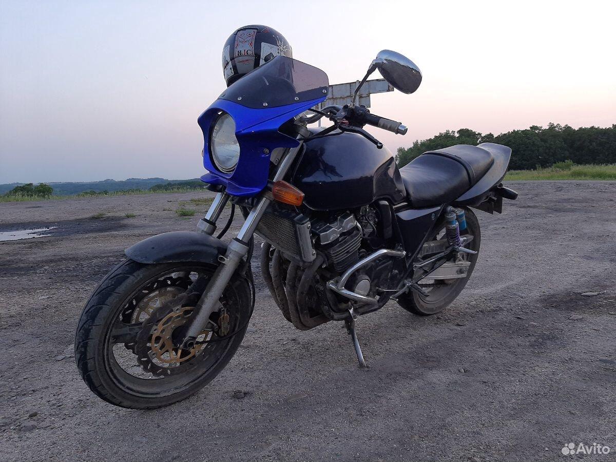Honda SB 400 1998  89098155549 купить 3