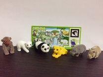 Животные зоопарк