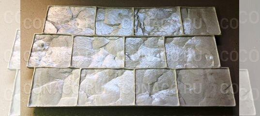 Штамп для печатного бетона купить в воронеже приготовление цементного раствора пропорции для плитки